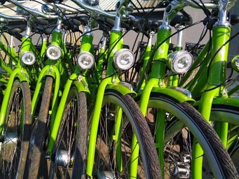 Grønne udlejningscykler Cykeludlejning Svendborg Bike Island