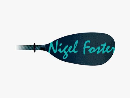 Point65 Nigel Foster air carbon pagaj havkajak