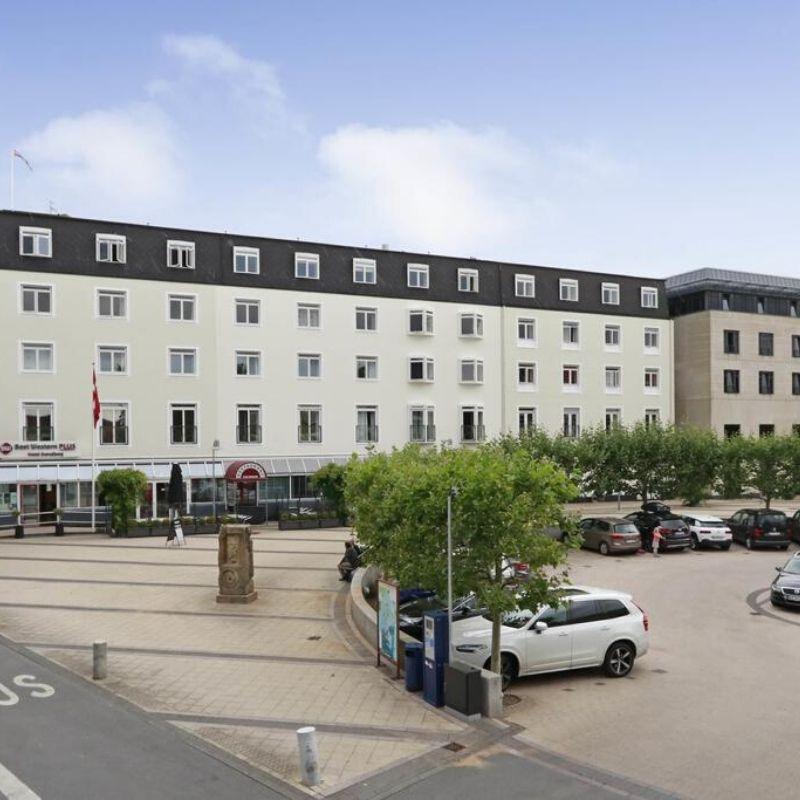 Hotel Svendborg Best Western Centrumpladsen