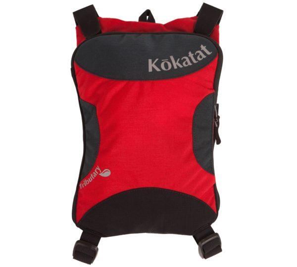 Kokatat tributary rear pocket_water reservoi red
