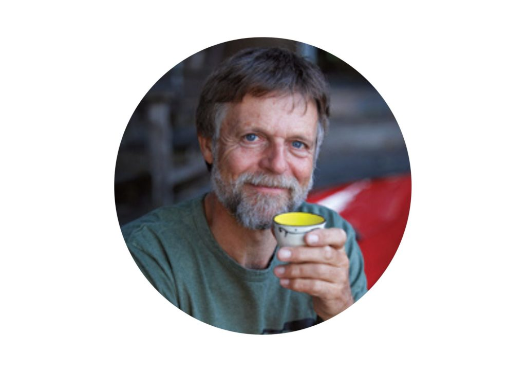 Portræt Nigel Foster Lifeplan Kajak og Friluftsliv