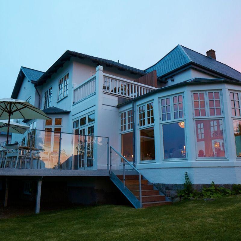 Hotel restaurant Stella Maris Svendborg