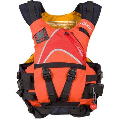 Kokatat maximus centurion PFD svømmevest orange front
