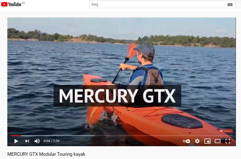 Om Point65 Mercury GTX og dens egenskaber