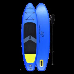 2117 of Sweden SUP Aquahybride DL 10 – allround blue